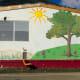 Mural on Jost Van Dyke