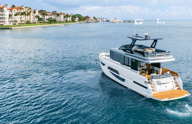 Tested: Okean 50 Flybridge Motor Yacht