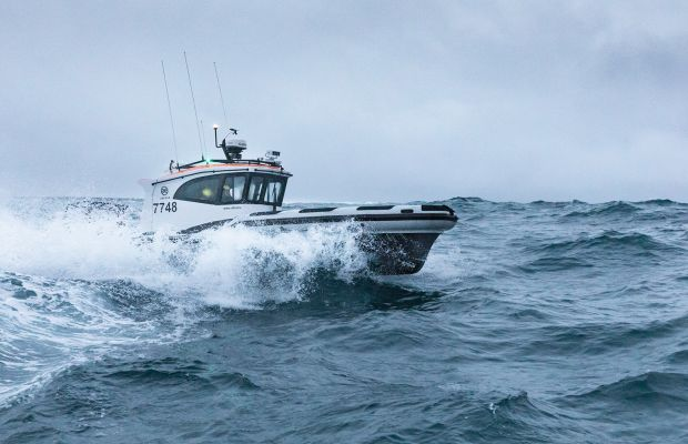 Tested: OK Hull on the Rafnar 11-Meter