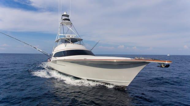 90_Hull 62_Luke Deguara_Los Suenos Leg 3_Fishing_Stbd Flare