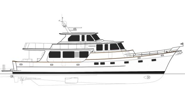 01-Fleming 85-enclosed-bridge-profile