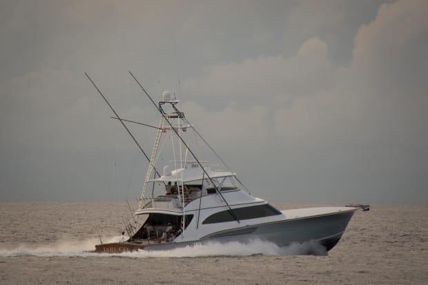 Jarrett Bay 90 - Power & Motoryacht