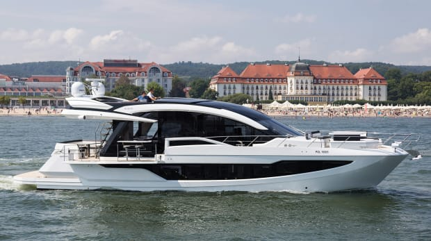 A Tour of the Galeon Yachts' Facility - Power & Motoryacht