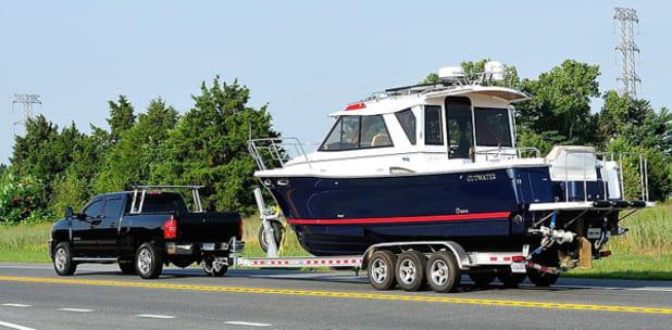 Cruising the Down East Loop - The Boat - Power & Motoryacht