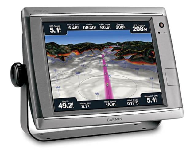 Touchscreen Technology - Power & Motoryacht