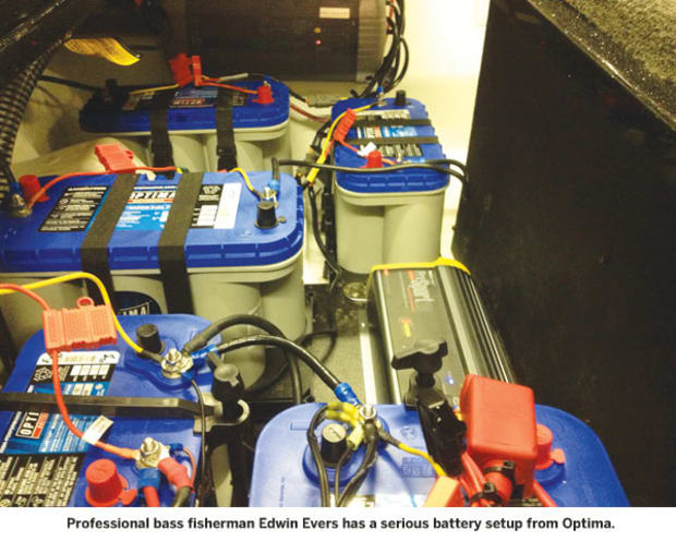 How to Pick the Right Battery for Your Boat - Power & Motoryacht