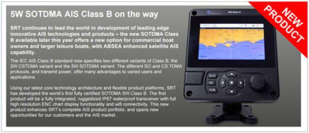 SOTDMA Class B AIS, the