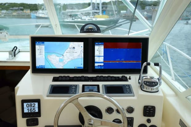 Furuno NavNet TZ Touch 2, First Impressions on the Water