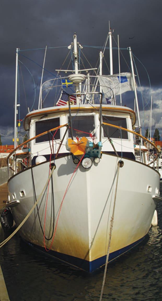 Crossing an Ocean on a Kadey-Krogen 42 - Power & Motoryacht