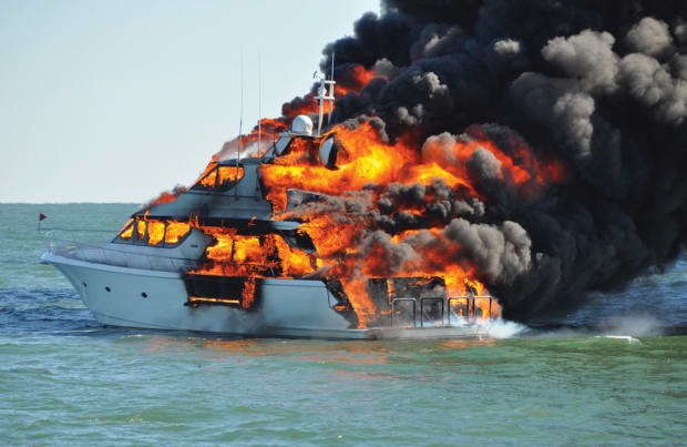 Guide to Fire Safety on Your Boat - Power & Motoryacht