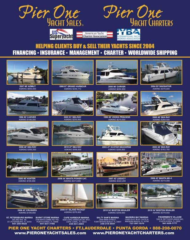 February 2018 Select Brokerage - Power & Motoryacht