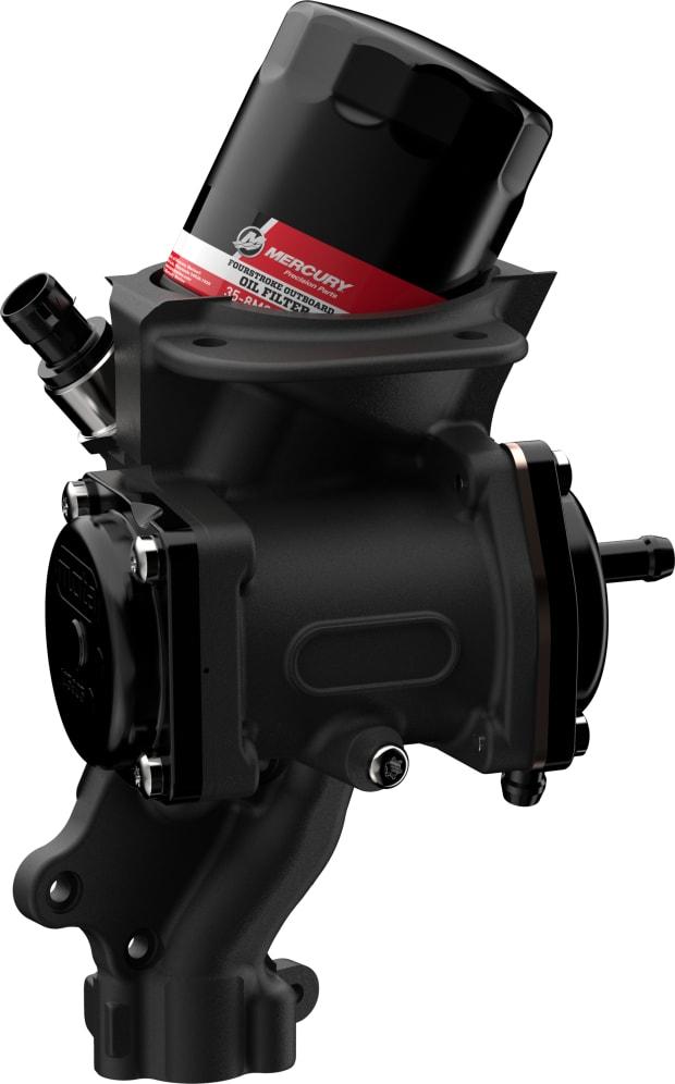 Review: Mercury Racing Debuts 450-hp Outboard - Power & Motoryacht