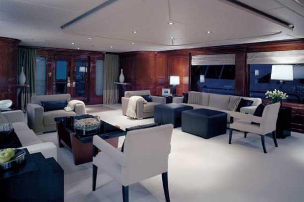 christensen 155 tiger woods u0026 39  new yacht