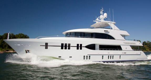 Ocean Alexander 120 - Power & Motoryacht