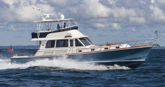 f84920a8ebb7fc Grand Banks 55 Eastbay FB - Power   Motoryacht