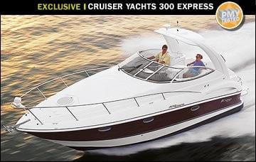 Cruisers 300 Express