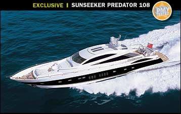 Sunseeker Predator 108