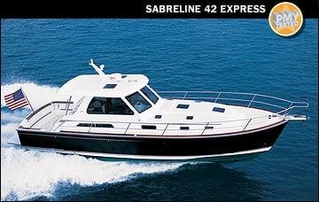 Sabreline 42 Express