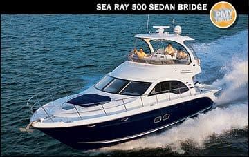 Sea Ray 500 Sedan Bridge