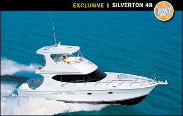 Silverton 48 Convertible