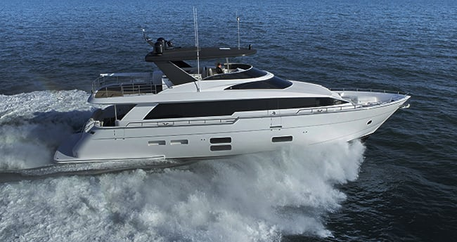 Hatt Auto Sales >> Hatteras 70 Motor Yacht - Power & Motoryacht