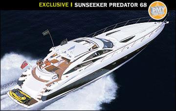 Sunseeker Predator 68