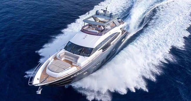 Princess 75 Motor Yacht Power Motoryacht