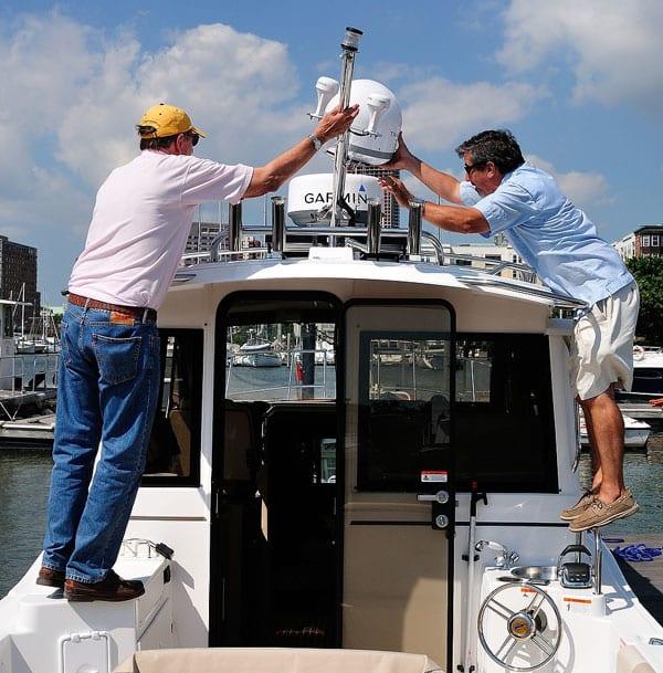 Hudson River Cruises Kingston Ny: Cruising The Down East Loop