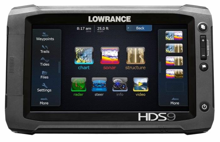 Hertz Auto Sales >> Lowrance HDS-9 Gen2 Touch - Power & Motoryacht
