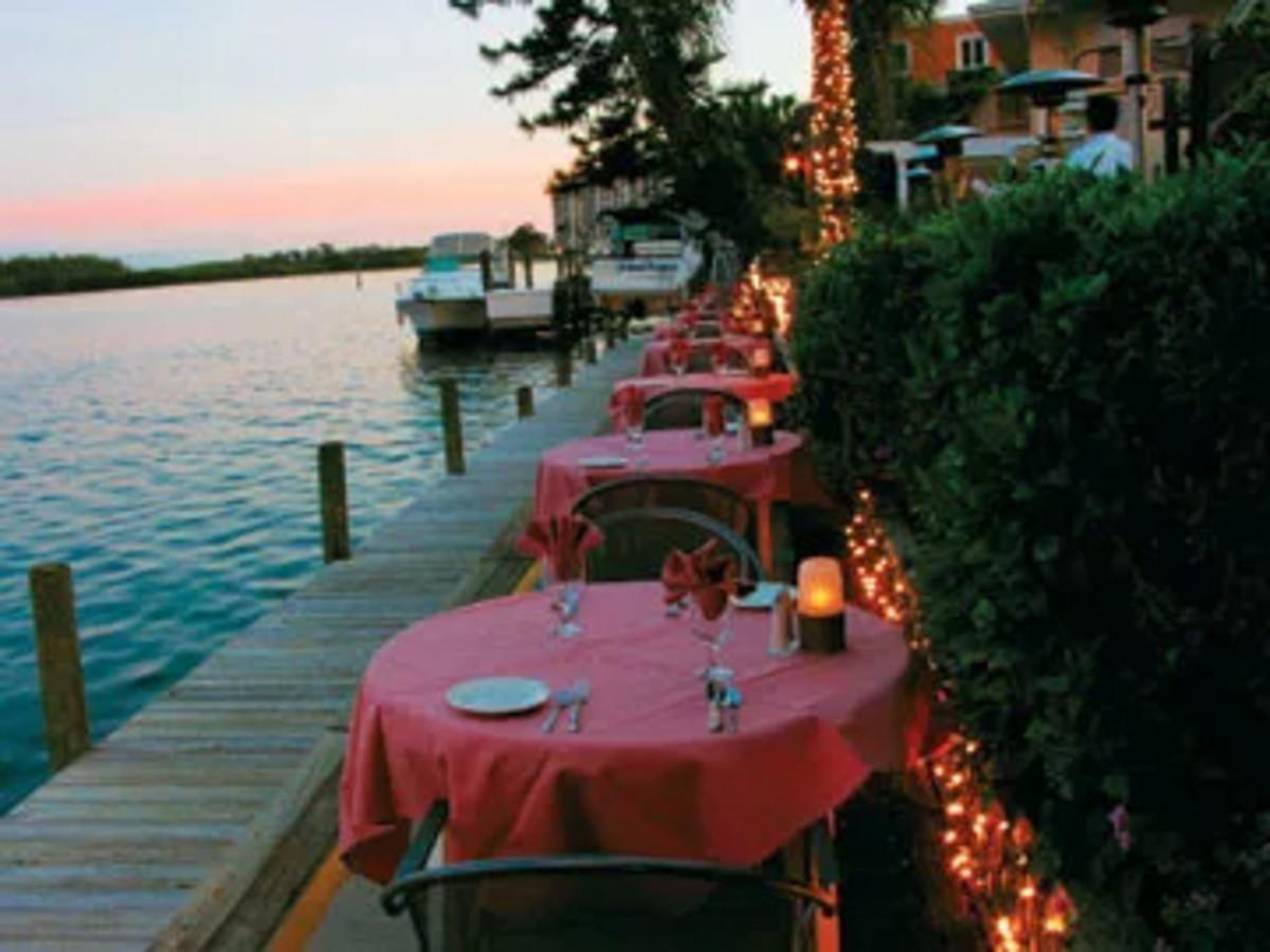 1. Ophelia's on the Bay—Sarasota, FL