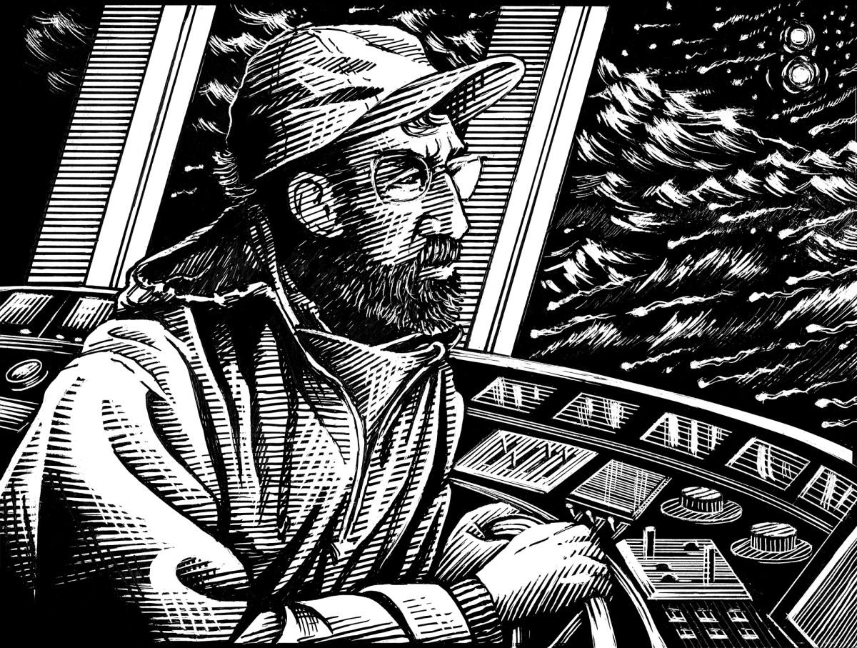 Illustration by Kent Barton