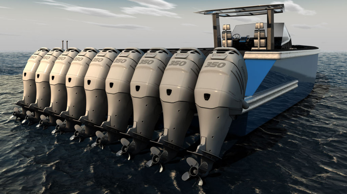 How Many Outboards Should Your Boat Have