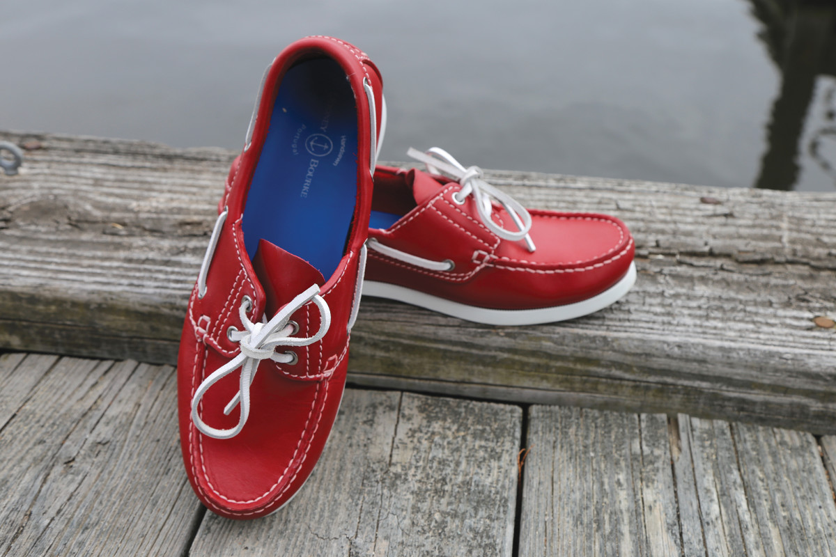 Dooney & Bourke Boat Shoes