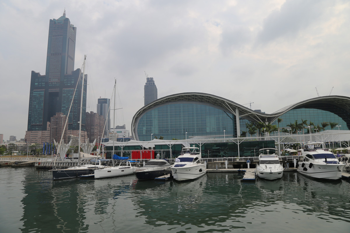 Taiwan Boat Show in Kaohsiung