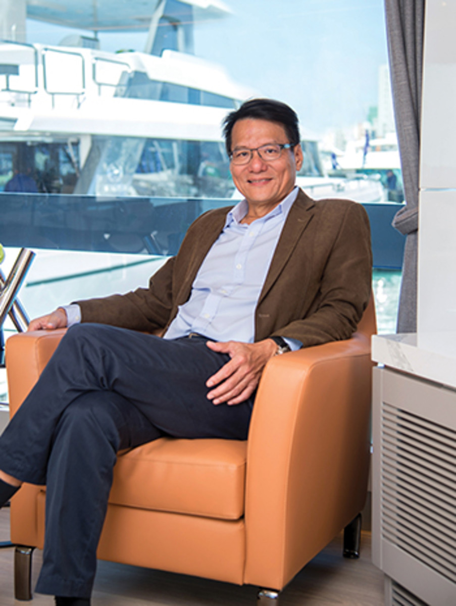 Horizon CEO John Lu