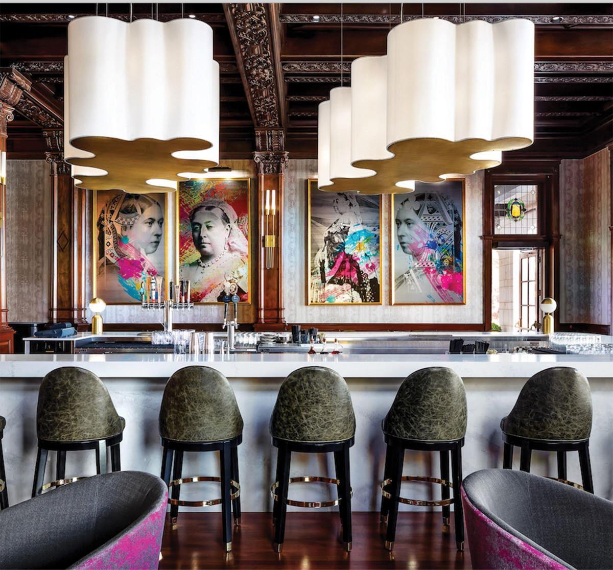 Q Bar at the Fairmont Empress