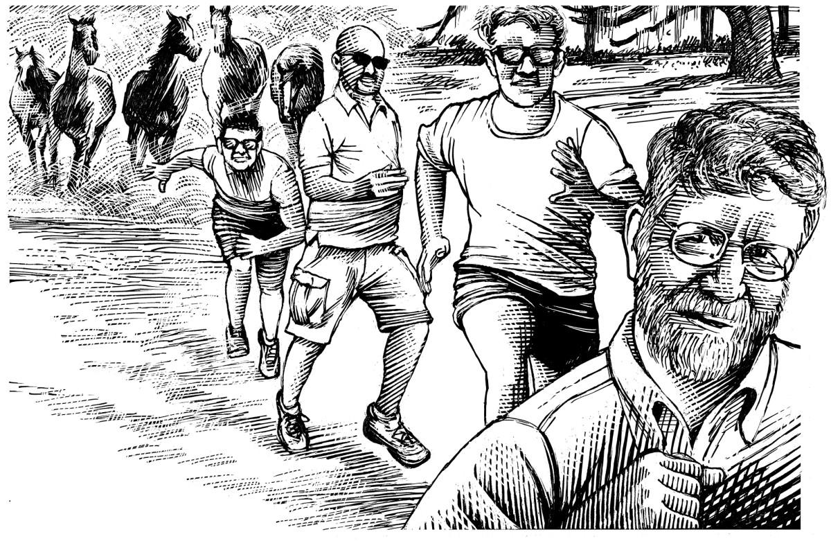Illustration: Kent Barton