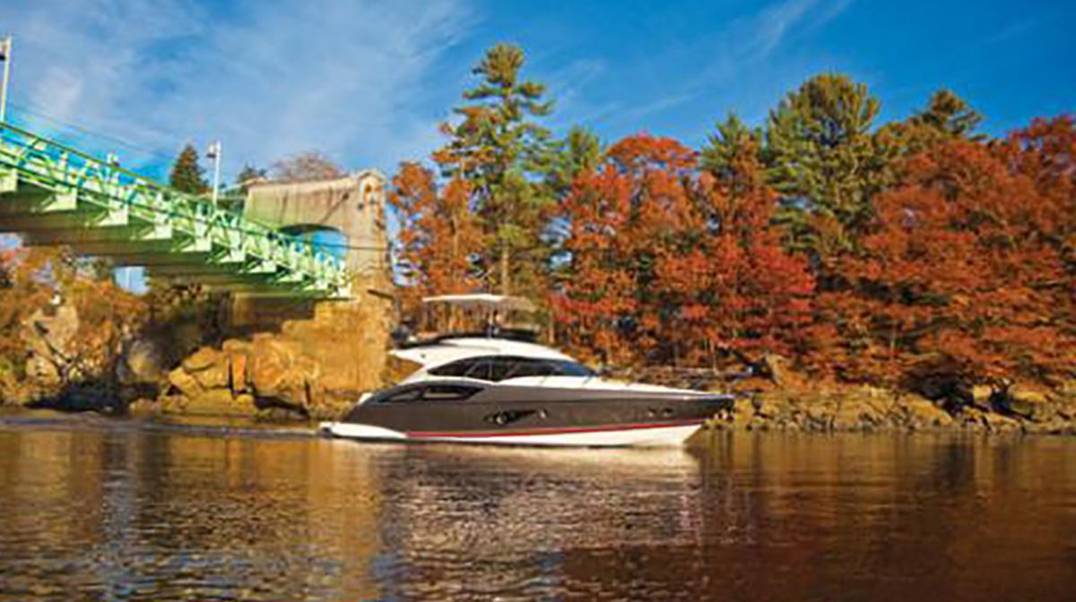 Installing A Cabin Heater On Your Boat Power Motoryacht Multiple Baseboard Wiring