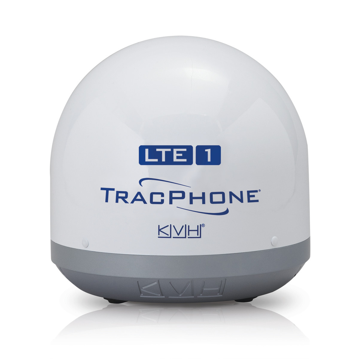 KVH TracPhone LTE-1 marine communications system provides connectivity up to 20 miles offshore.