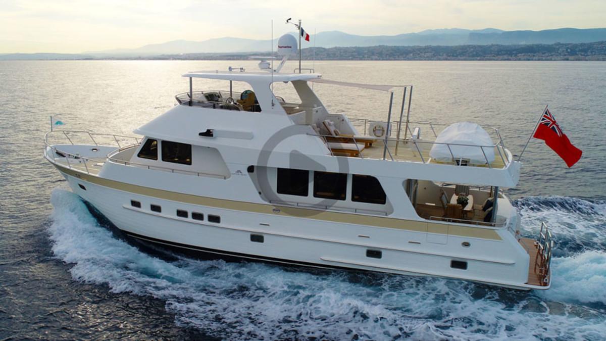 Outer Reef 630 Motoryacht Virtual Tour