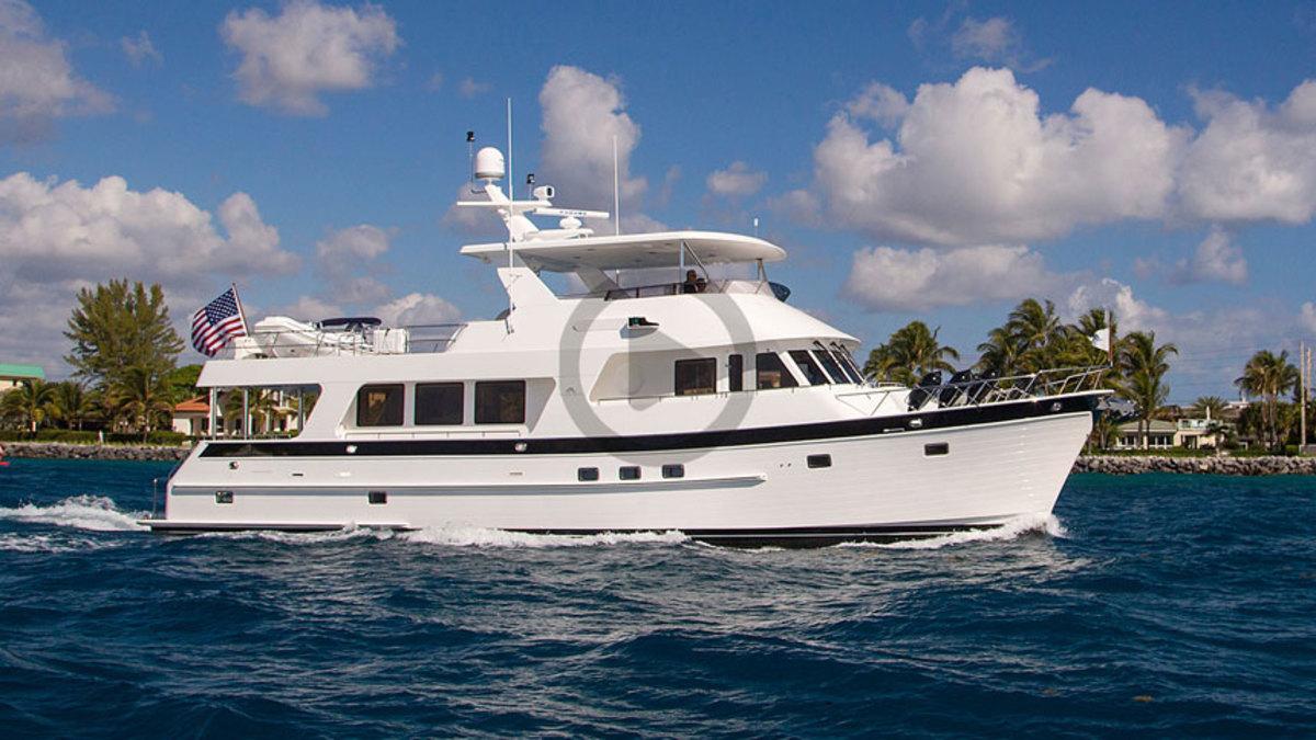 Outer Reef 700 Motoryacht Virtual Tour