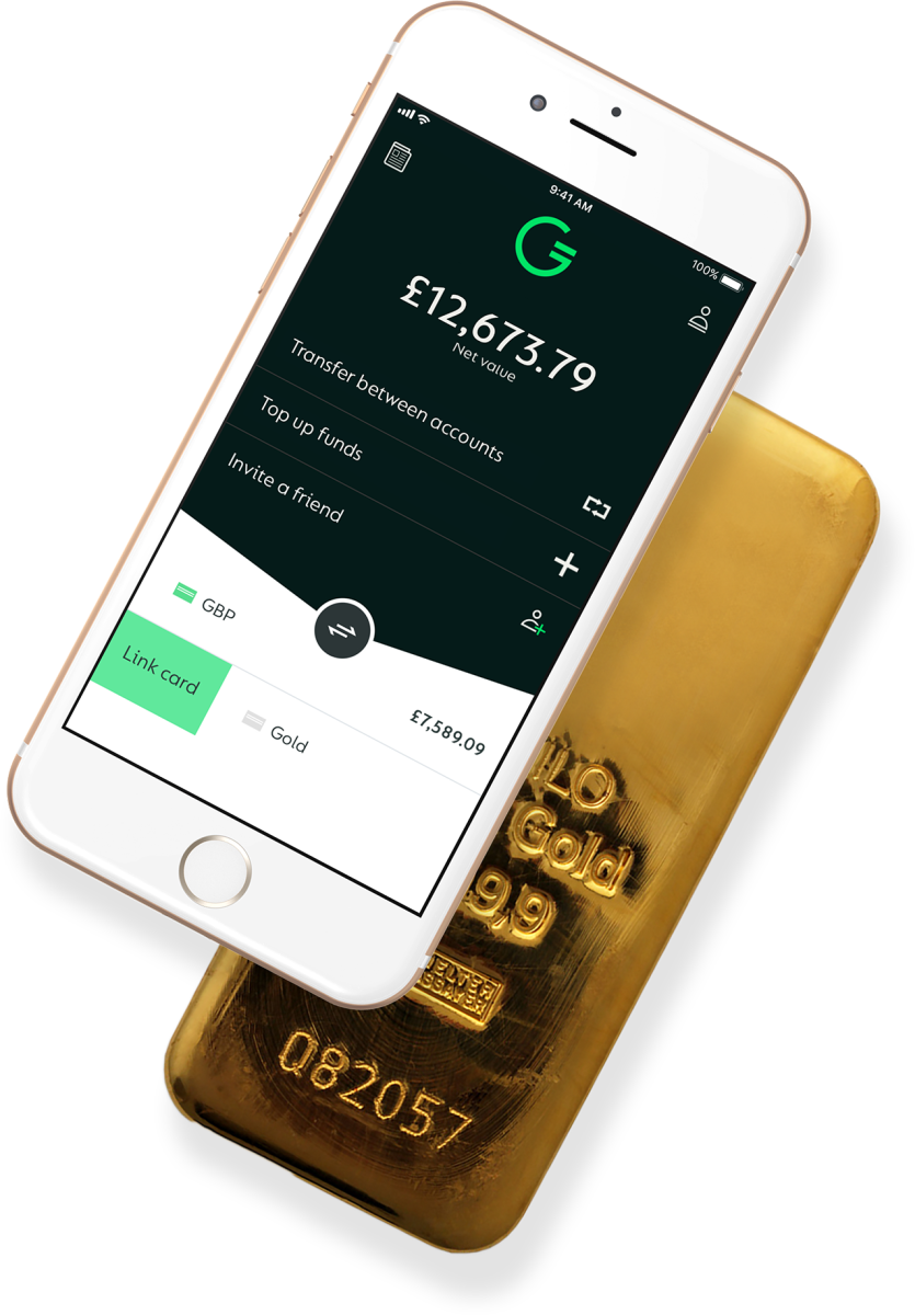 Glint Pay allows you to easily invest, spend, and save in America's original form of currency: gold.