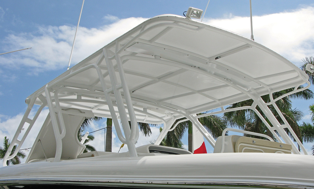 A hardtop can be a solid addition to many designs, and make a good open boat better.