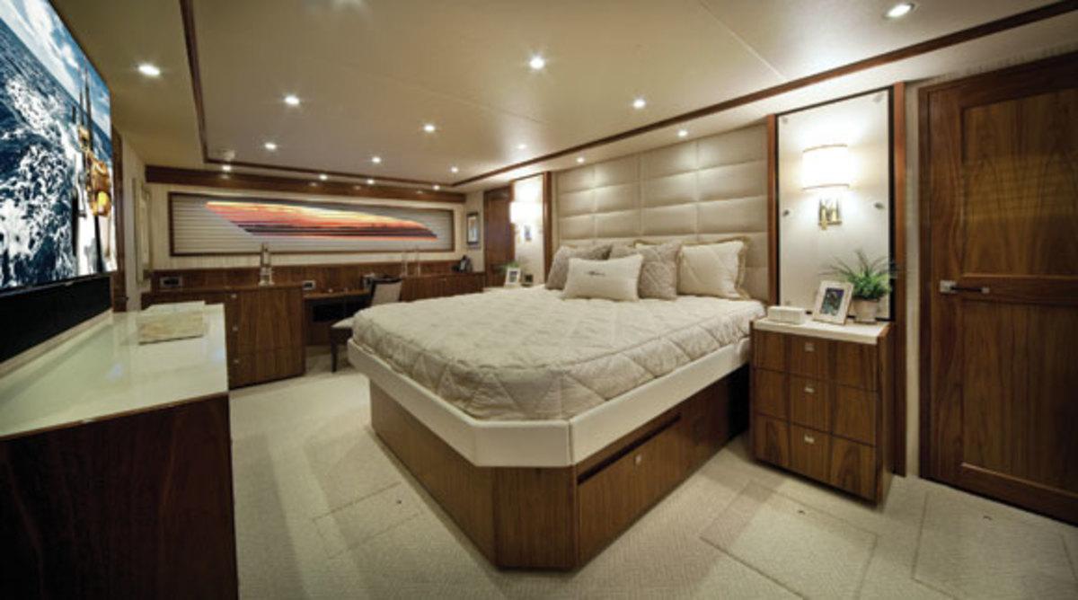 Viking 92C master stateroom