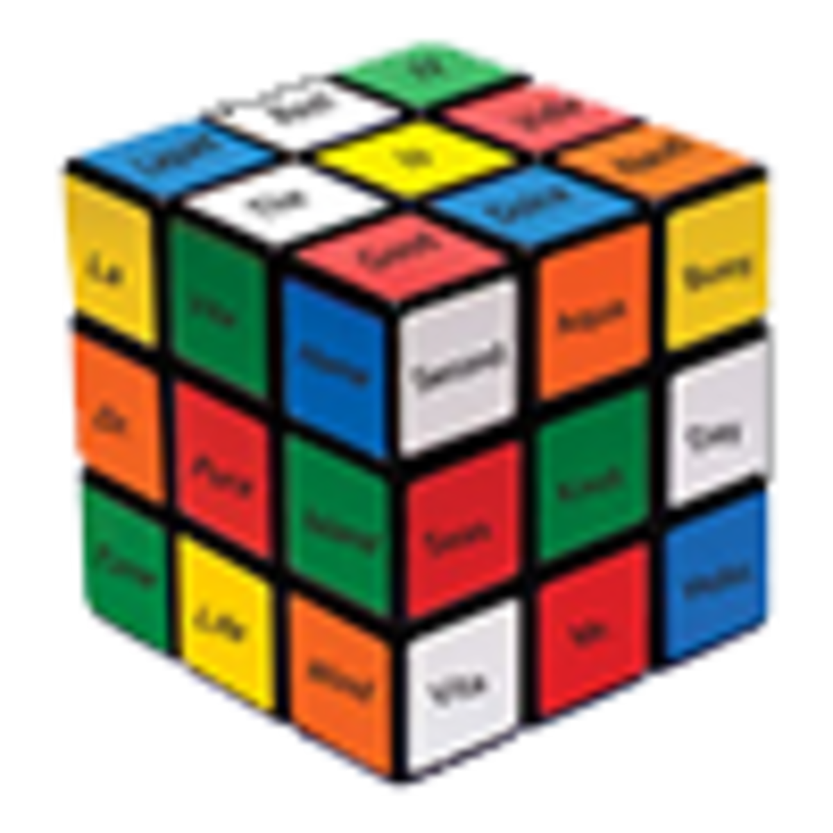 cube puzzel