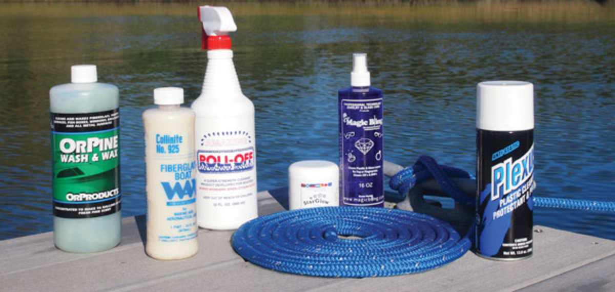 boat cleaners