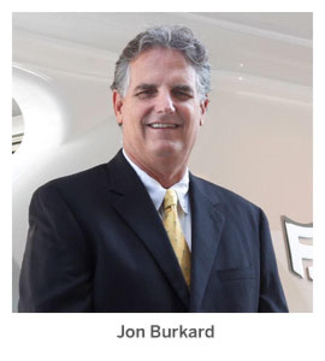 Jon Burkard, president, Allied Marine Brokerage