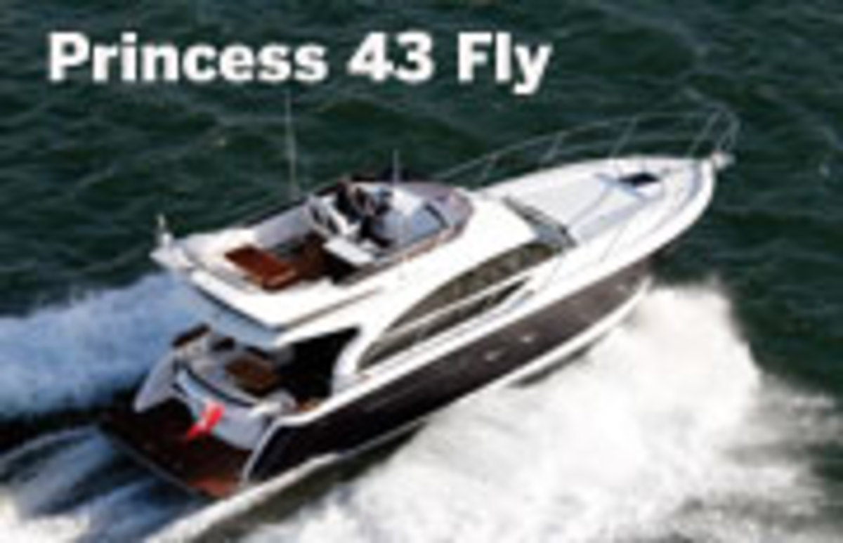 Princess 43 Fly
