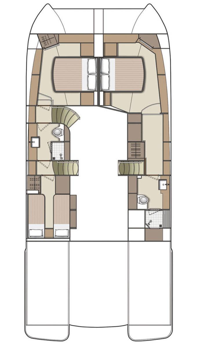 Horizon PC52 deckplans