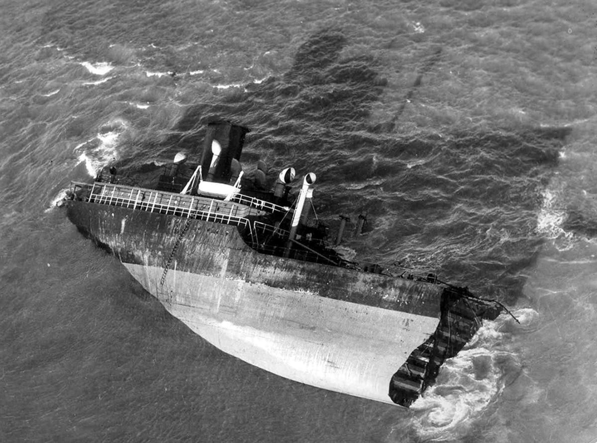 USS Pendleton.